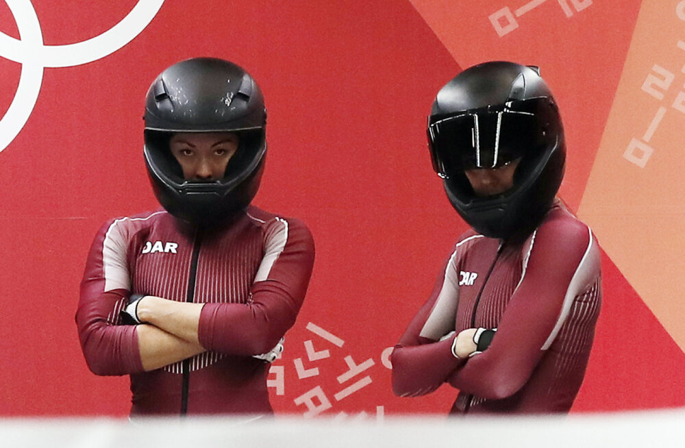 Pyeongchangi olümpial põrus dopingukontrollis juba teine Venemaa sportlane