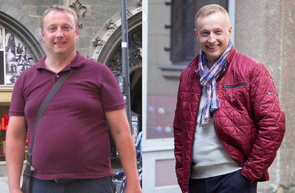 От XXL до L: cледуя одному совету, мужчина сбросил 21 кг