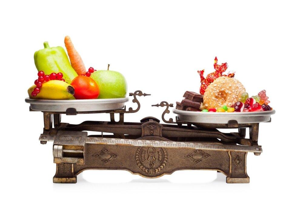 Исследование: жители Эстонии едят слишком много сладкого и мяса