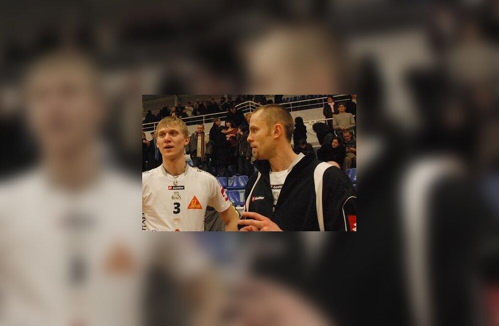 Ardo Kreek & Pavel Kružajev