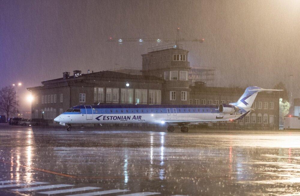 Estonian Airi viimane lend