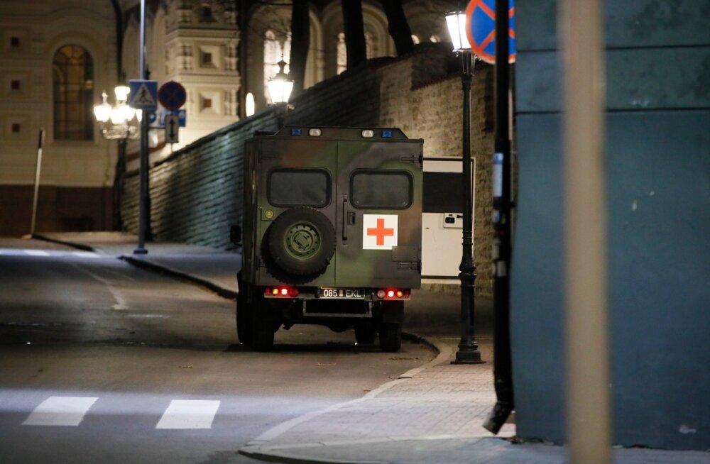 Saastunud pikkpoiss pani haiglasse pöörduma: Tallinnas sai toidumürgituse vähemalt 20 kaitseliitlast