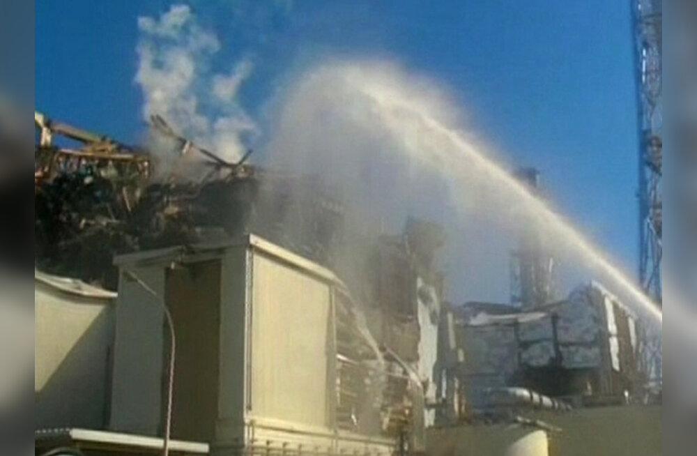 Ööpäeva jooksul põles mitu tööstushoonet üle Eesti