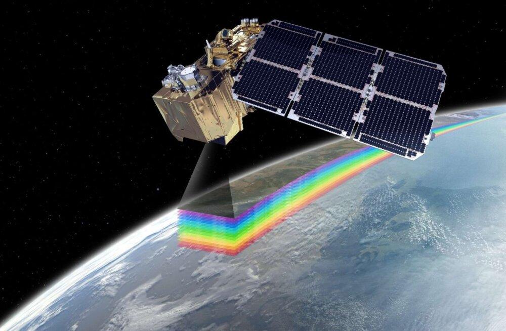 Copernicus Tallinnas: kuidas kosmosetehnoloogia meid abistab?