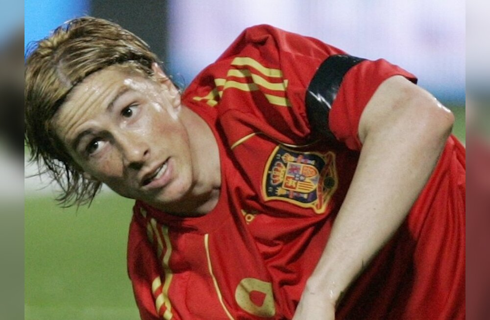 Fernando Torres  (Hispaania)