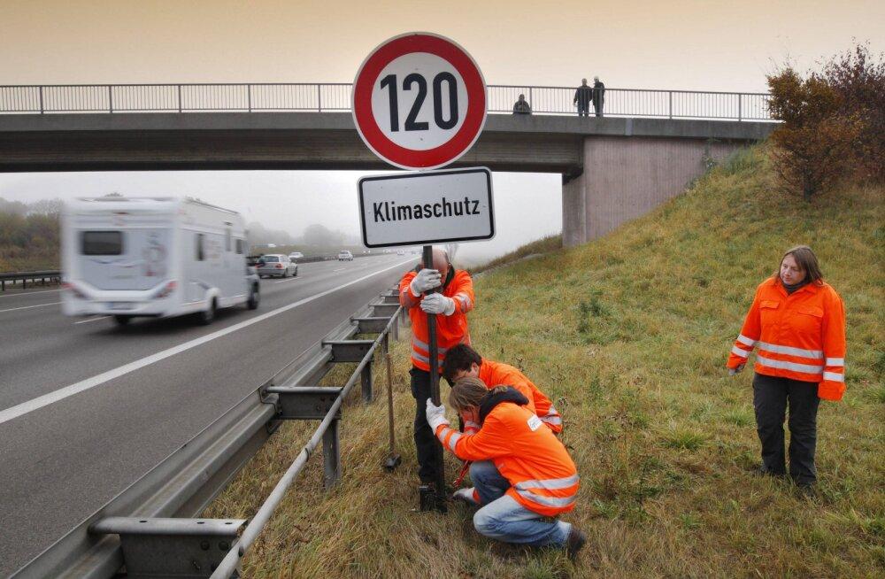 Kas Autobahni kiiruspiirangud tulevad päriselt ja kas neid on vaja?