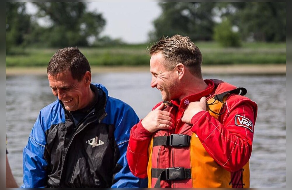 Harku järvel raske avarii teinud Saksa veemotosportlasel on kaelalülimurd