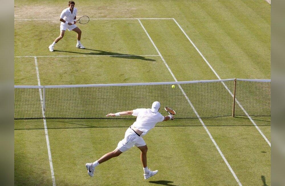 Wimbledonis tehti tenniseajalugu: matš kestis rekordilised 11 tundi!