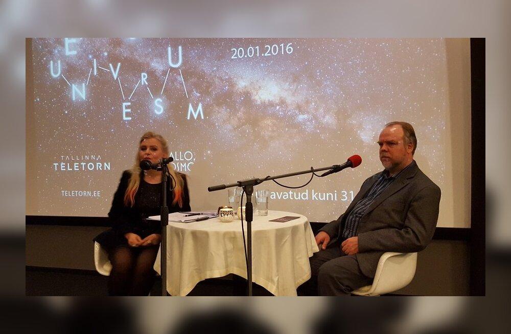 Astrofüüsik Laurits Leedjärv: universum on inimeste jaoks eriliselt hästi kohandatud