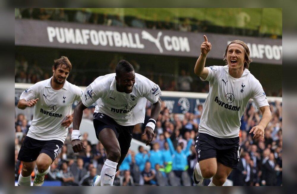 Madridi Real on haaramas Tottenhami tähtmängijat