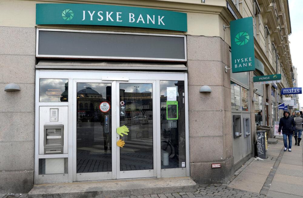 Suurpank pani rikkad eraisikud pangale hoiuseintressi maksma