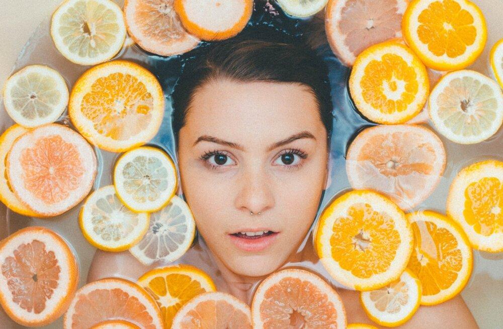 Nahk klaariks: need 5 toitu võluvad su naha särama