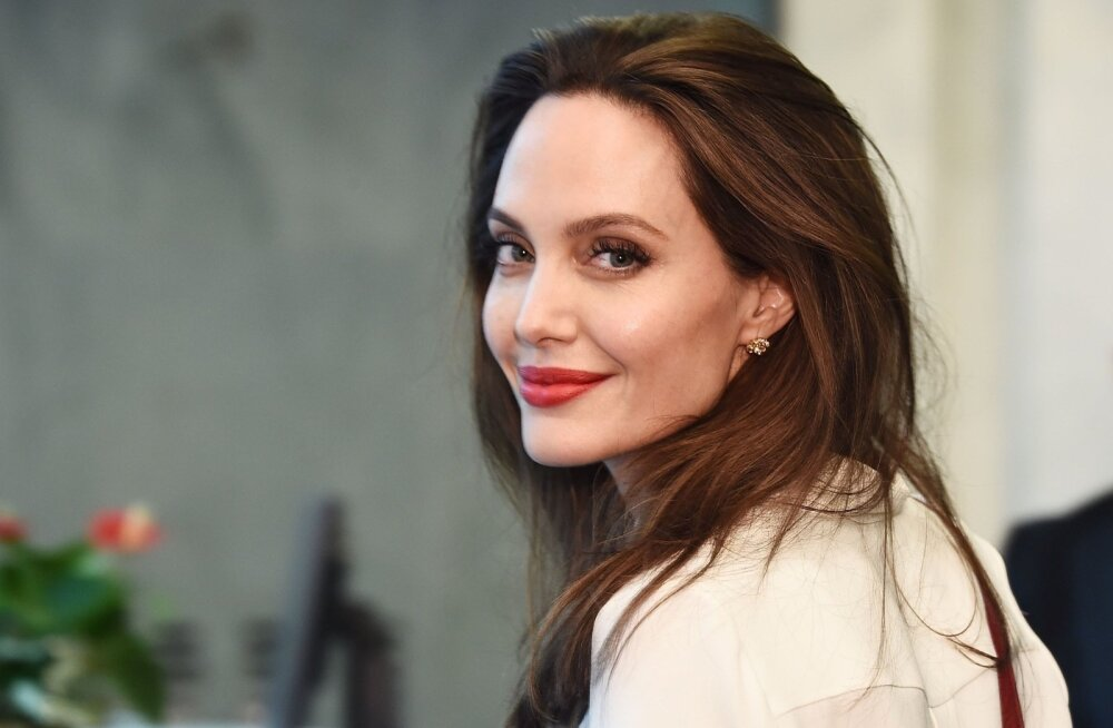 US-ANGELINA-JOLIE-VISITS-THE-UNITED-NATIONS