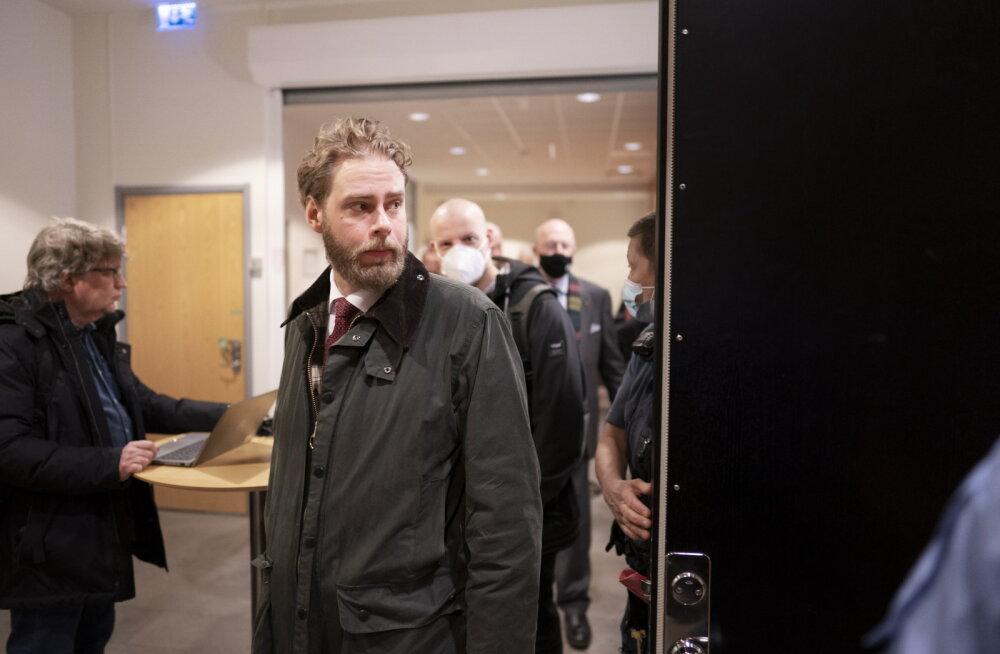 Parvlaevast Estonia dokumentaalfilmi teinud mehed eitasid Rootsi kohtus seaduse rikkumist