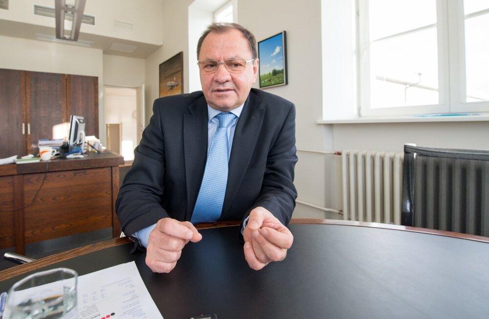 Tallinna Lennujaama juhatuse esimees Rein Loik soovib ametist lahkuda