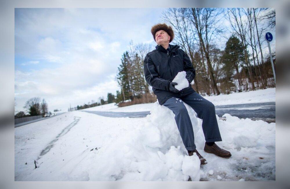 Näide väikevalla asjaajamistest: Puhja ülikallis lumetõrjeleping sõlmiti kohaliku volikogu liikmega