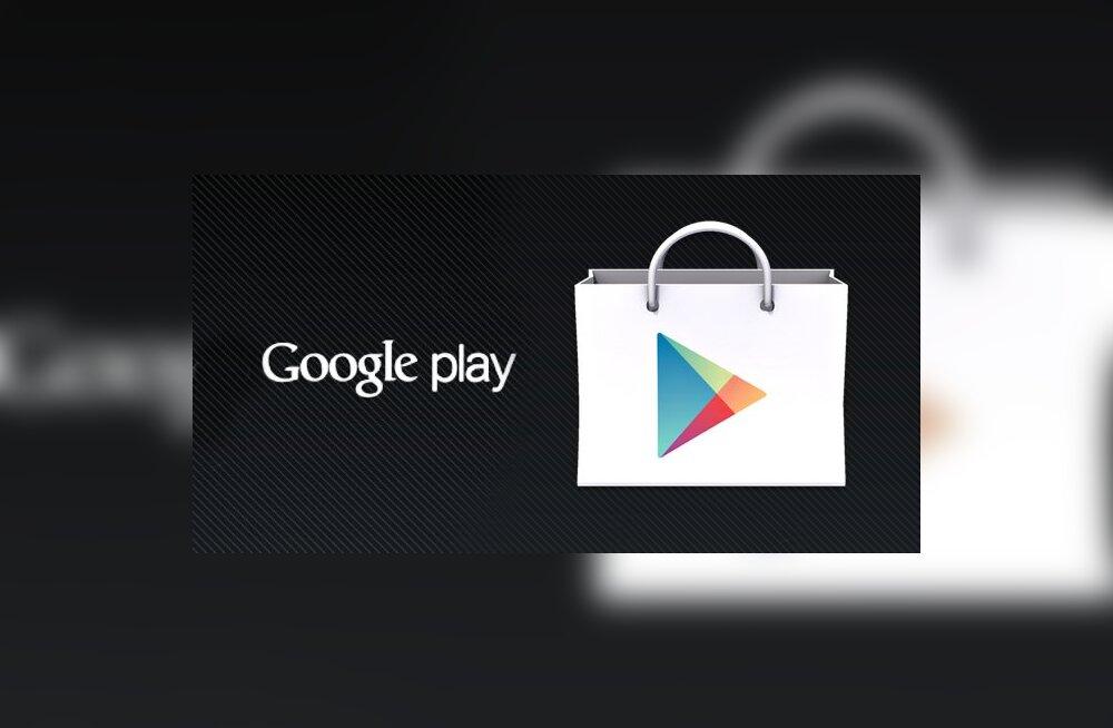 Google Play e-poes kohe maksmata šoppamine on popp: seda pakub nüüd iga Eesti mobiilioperaator