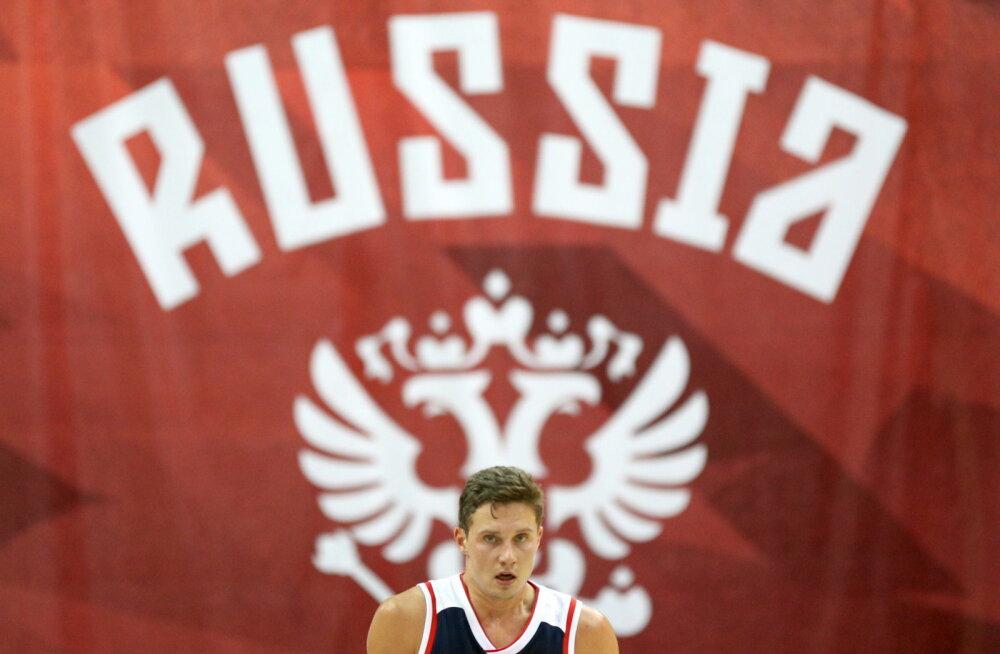 Venemaa avaldas MM-ile sõitva korvpallikoondise koosseisu