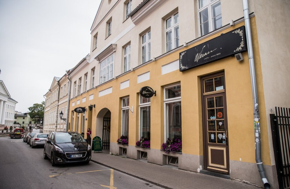 Werneri kohvik Tartus
