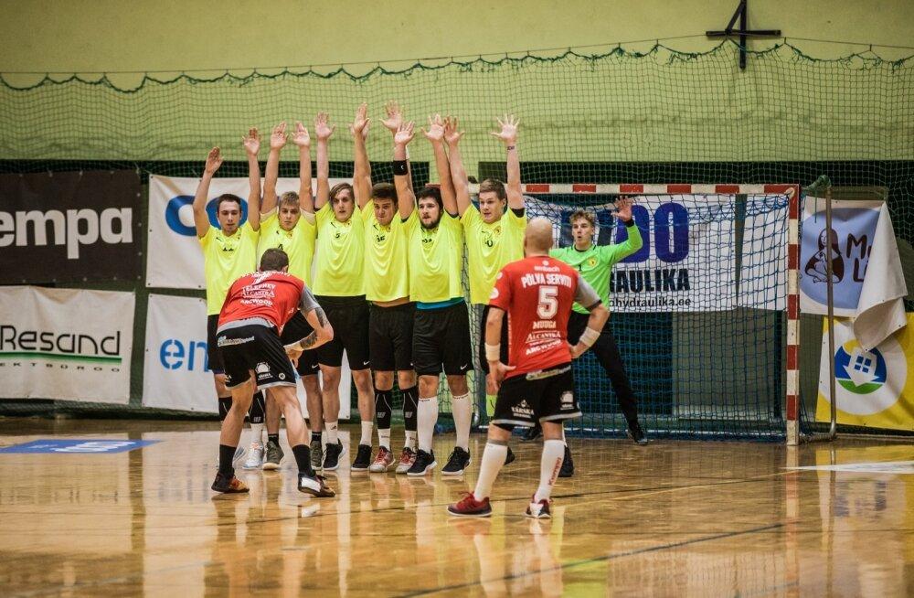 Põlva Serviti vs HC Tallinn