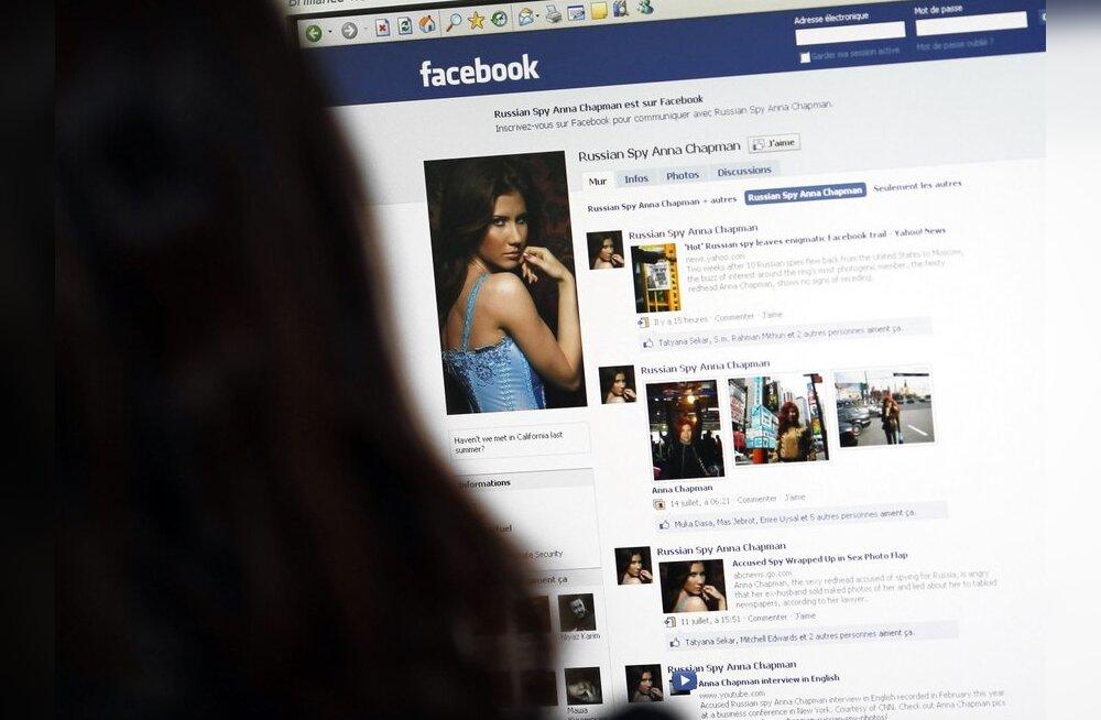 Facebooki piltidesse peidetav pahavara näppab andmeid