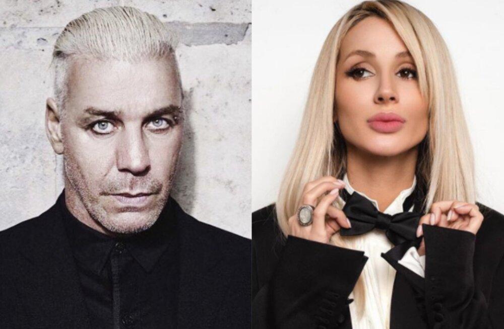 Rammsteini ninamees Till Lindemann saab lapse Venemaa kuumima lauljatariga!