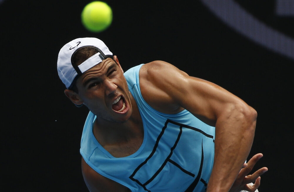 VIDEO: Hirnu herneks! Austraalia koomik imiteerib ülimalt täpselt Rafael Nadali