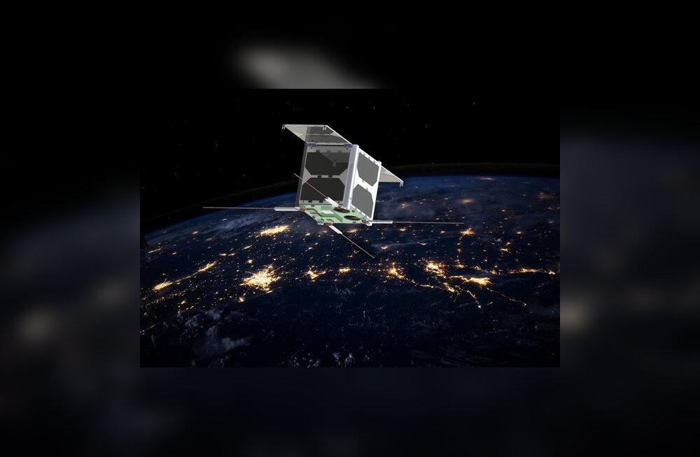 Läheneb ajalooline päev: kosmosesse stardib järjekordne Eesti tudengisatelliit