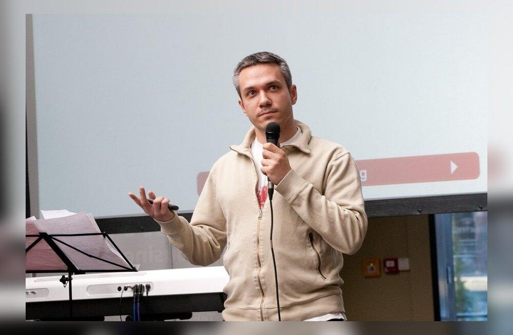 Коробейник: насколько я знаю, Ланг не сомневается, что Таллинну нужен Русский театр