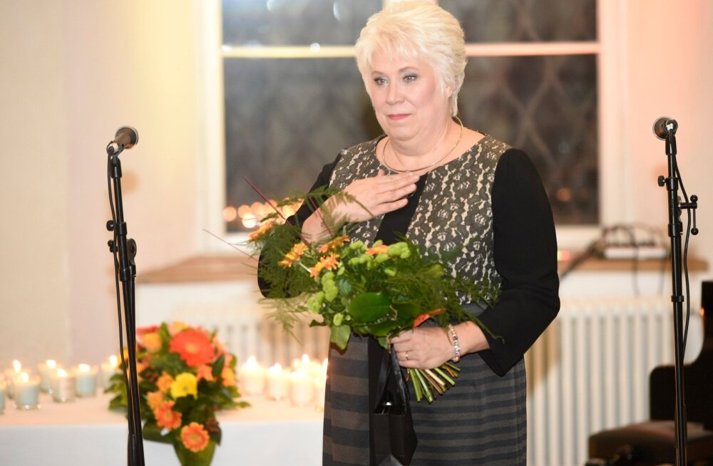 Tänavuseks aasta naiseks valiti Marina Kaljurand