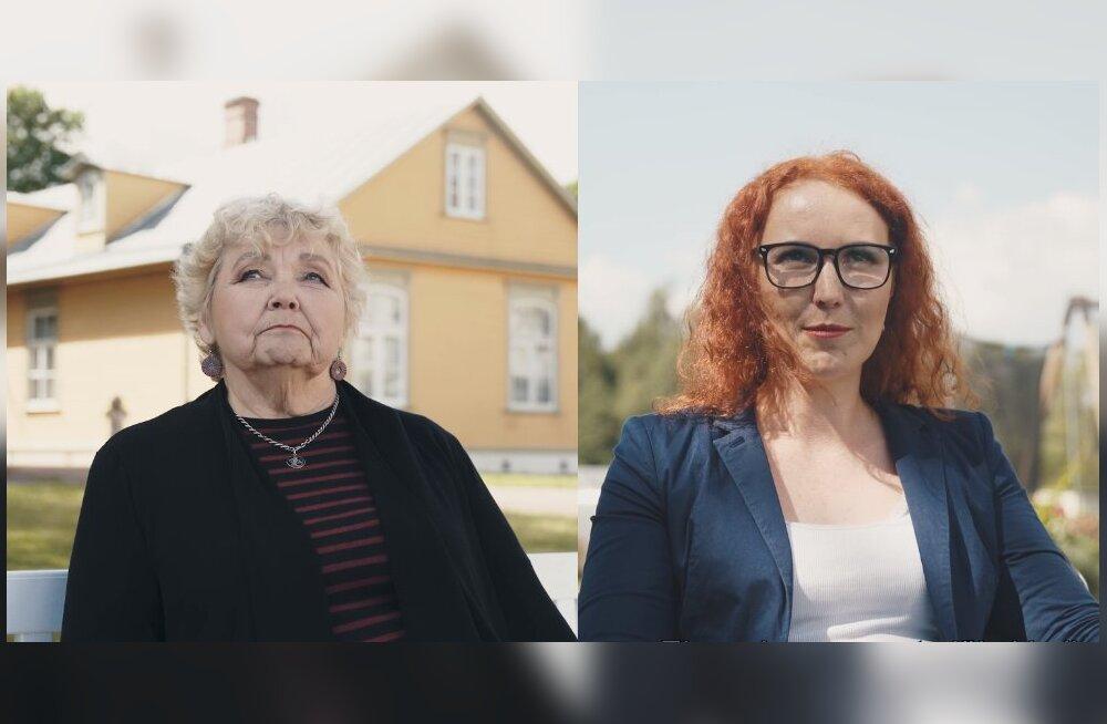 VIDEOD | Verevähi diagnoosi saanud Ene ja Liisbeth räägivad oma isikliku loo: lootust ei tohi kunagi kaotada!