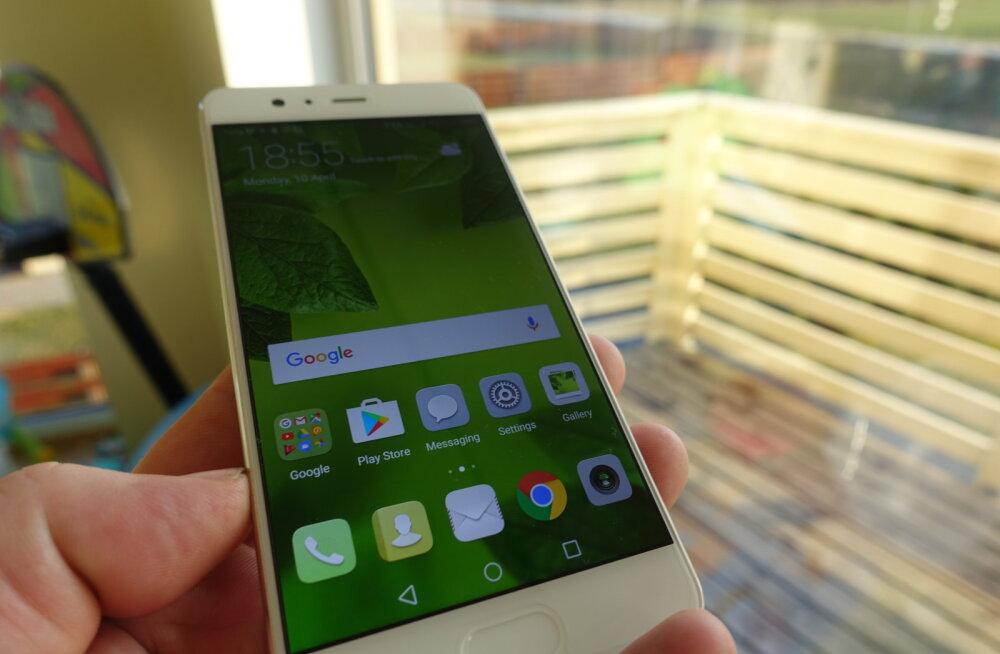 Nädal aega Huawei P10 seltsis. Kuidas meeldis?