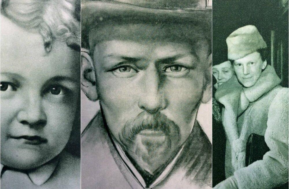 Lenin, Kingisepp, Lauristin
