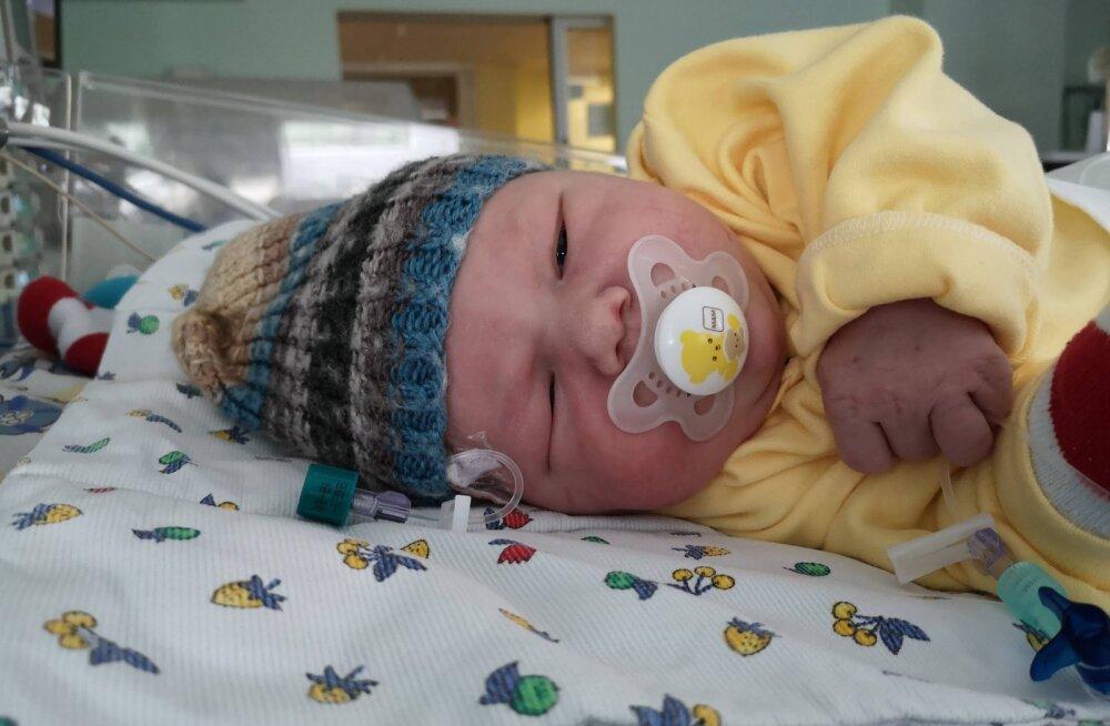Ulata abikäsi! Vaid 5 päeva vanune pisike Brianna vajab kiiresti elupäästvat südameoperatsiooni