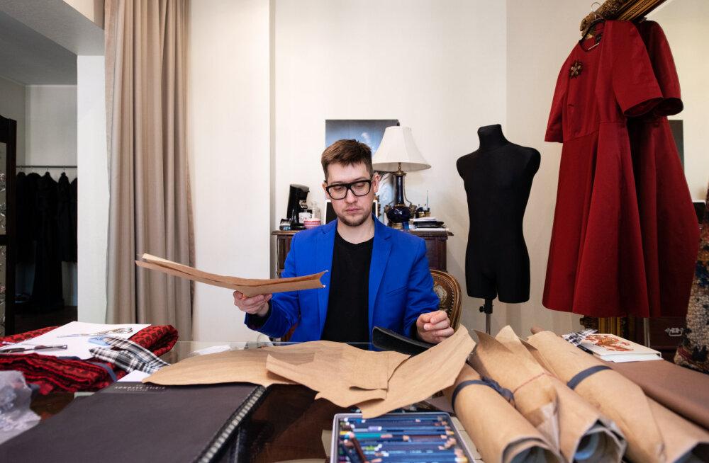 """Дизайнер Кирилл Сафонов представит на Таллиннской неделе моды особую коллекцию: """"Я хочу подчеркнуть неповторимую красоту каждой женщины"""""""