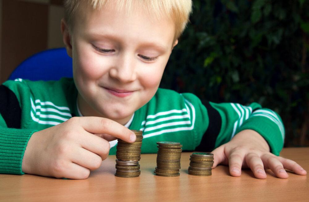 LAPSESUU EI VALETA | 5aastane poiss õpetas oma vanaemale lihtsa viisi, kuidas rohkem raha saada