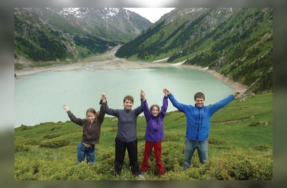 Perekond kolis omal soovil Kasahstani asumisele