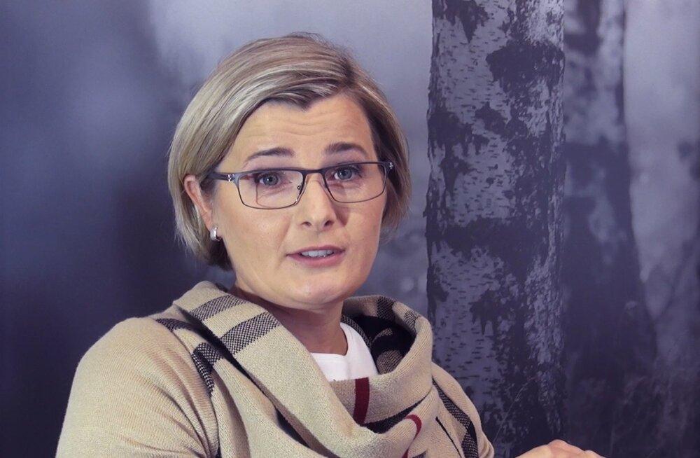 NJORD advokaadibüroo partner Katrin Sarap