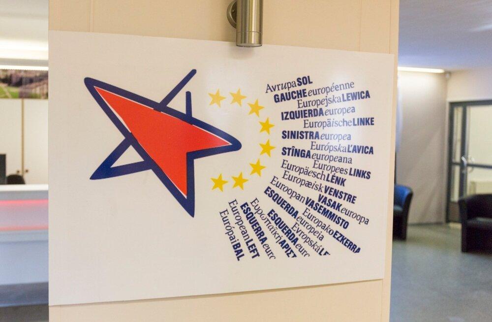 Eestmaai Ühendatud Vasakpartei kongress