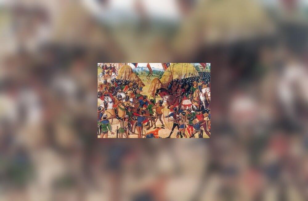 Saja-aastase sõja üks erilisimaid kokkupõrkeid: pimeda kuninga viimane lahing