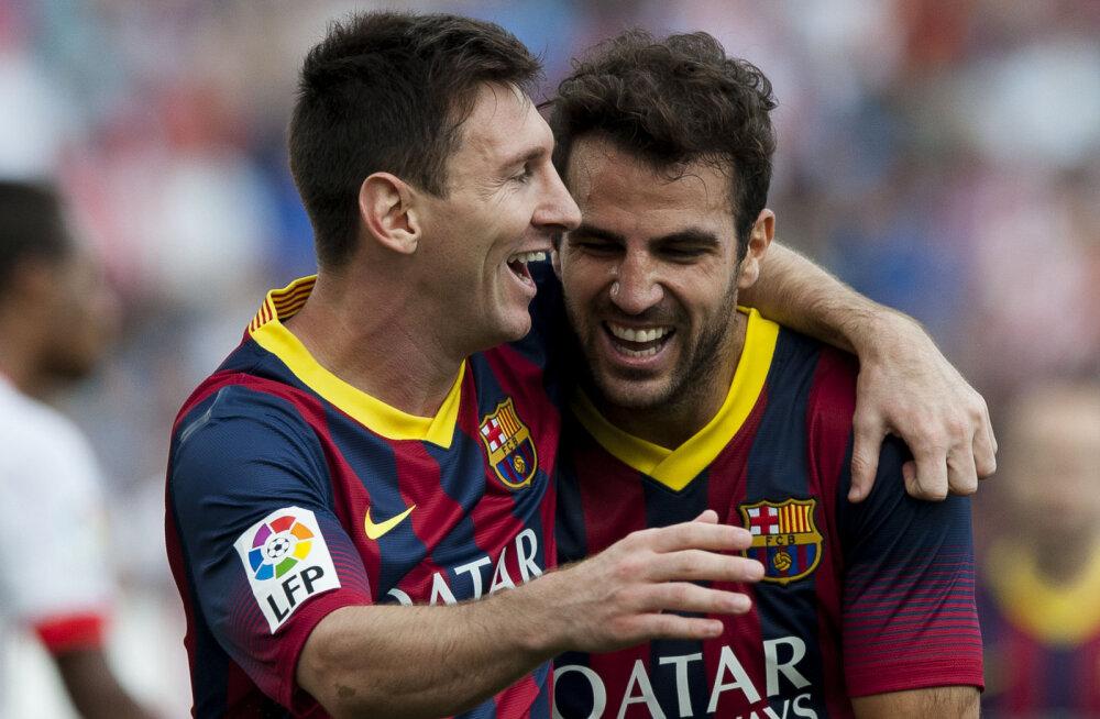 Hispaania jalgpallilegend: Lionel Messi mängib paremini kui kunagi varem