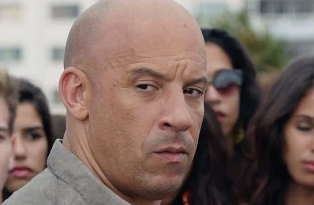 """""""Kiired ja vihased 8"""" TREILER: allveelaevade eest põgenevad autod, Charlize Theron ning perekonna reetnud Vin Diesel"""