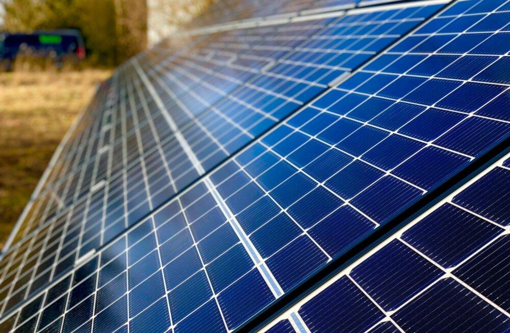 Levira rajab kaks uut päikeseelektrijaama