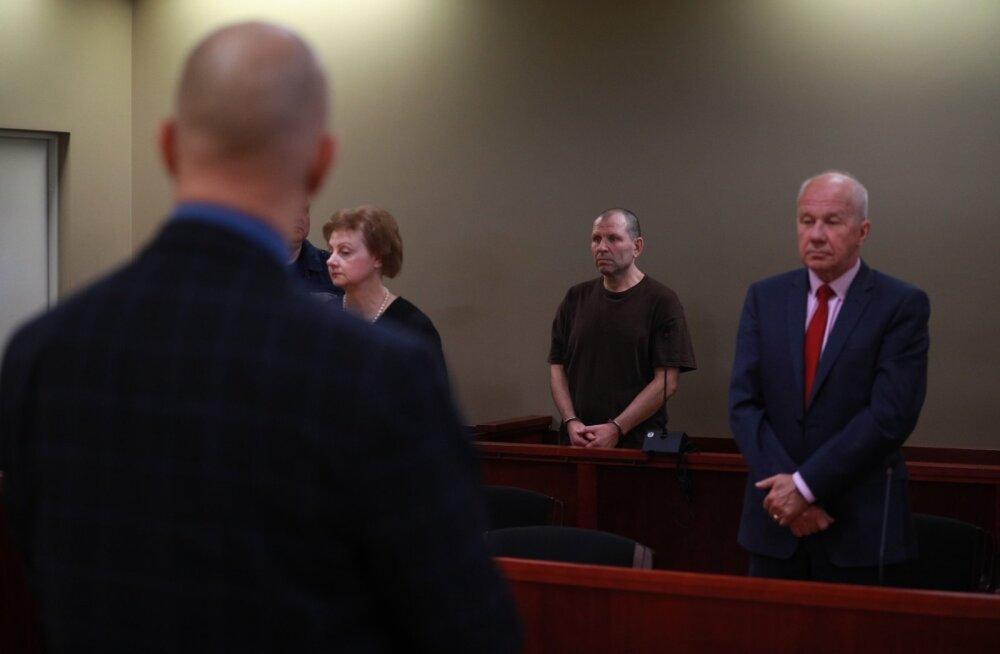 Отбывающему пожизненный срок Устименко дали еще восемь лет за покушение на надзирателя