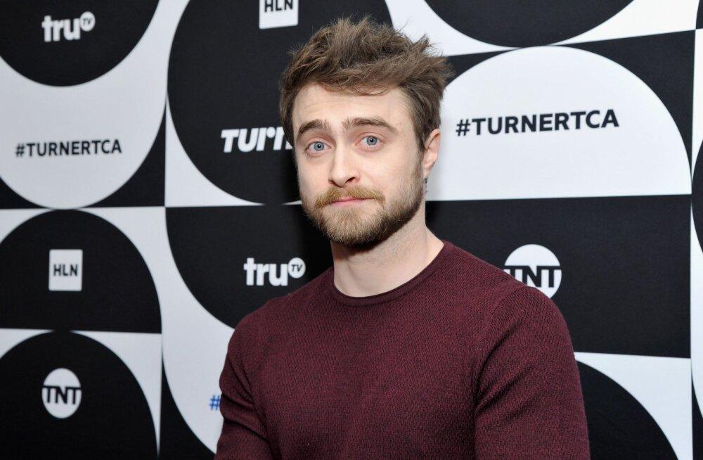 Valus kogemus! Daniel Radcliffe lubab, et ei väsi kunagi Harry Potterist