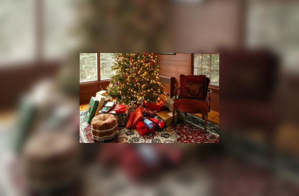 Jõulukulusid laenuga katta pole mõistlik