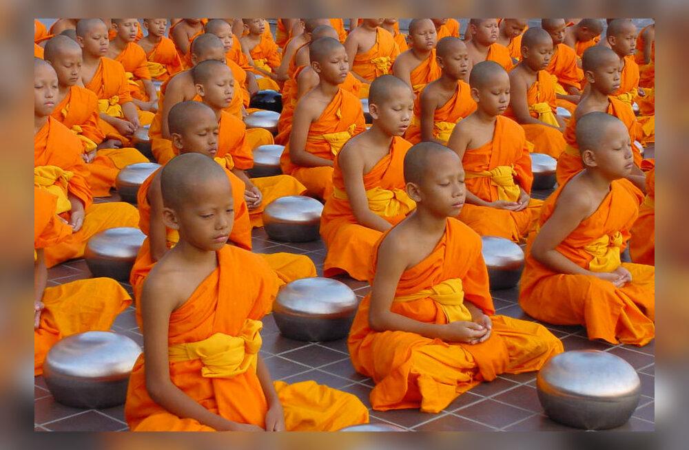 Hea karma kunst Tiibeti moodi, 4. osa. Ebaharilikud harjutused aitavad kujundada karmat