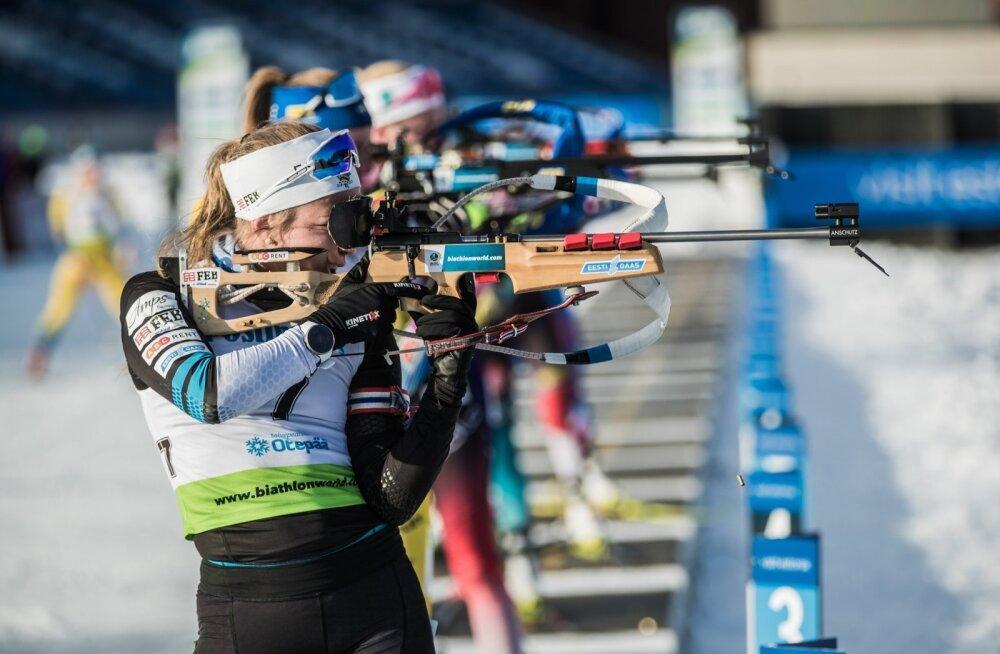 Otepääl toimunud IBU Cupil esines eestlastest kõige paremini Johanna Talihärm. MM-il oleneb meie sportlaste hea tulemus paljuski laskmisest.