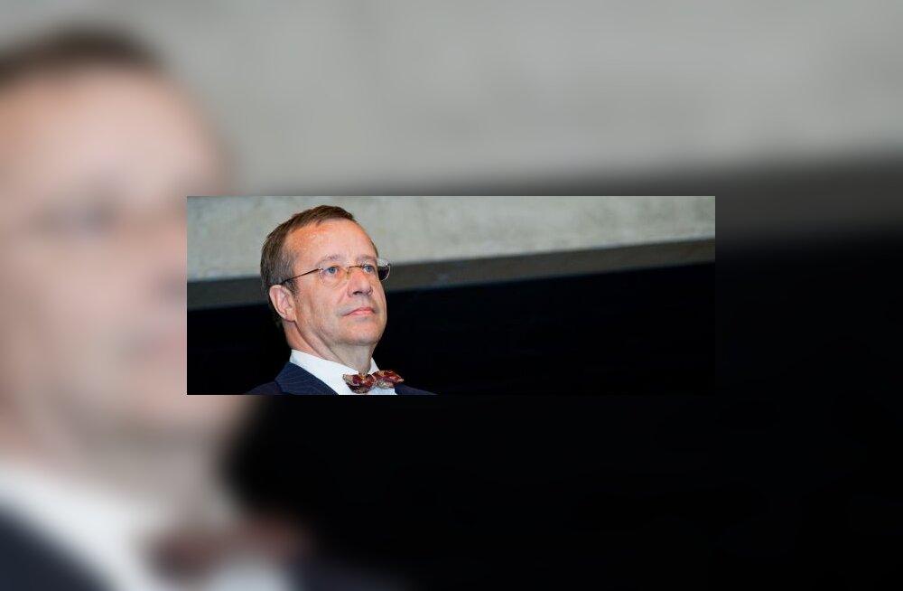 Ilves: gaasitoru rikub euroliidu konkurentsiseadusi