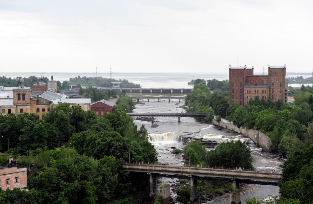 Narva Gate, Kreenholm
